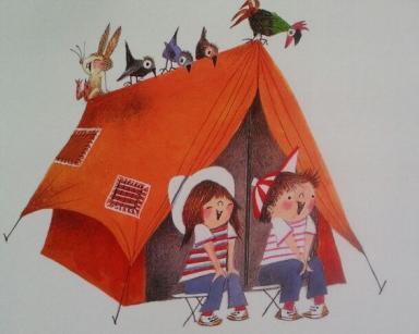 Schatzoeken in de Gortstraat! » Blog Archive We gaan kamperen ...